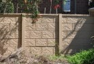 Chichester NSW Modular wall fencing 3