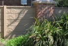 Chichester NSW Modular wall fencing 4